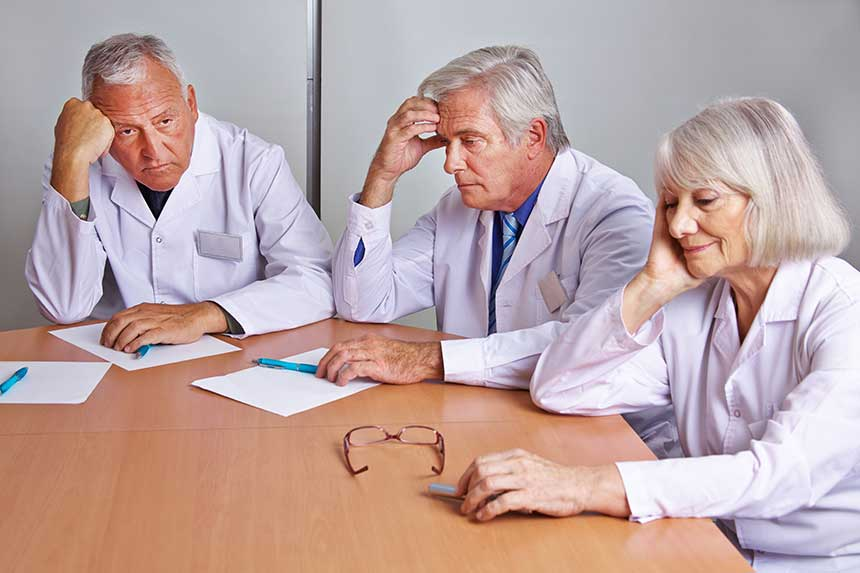 Ärzte sind über Elektrosmog besorgt