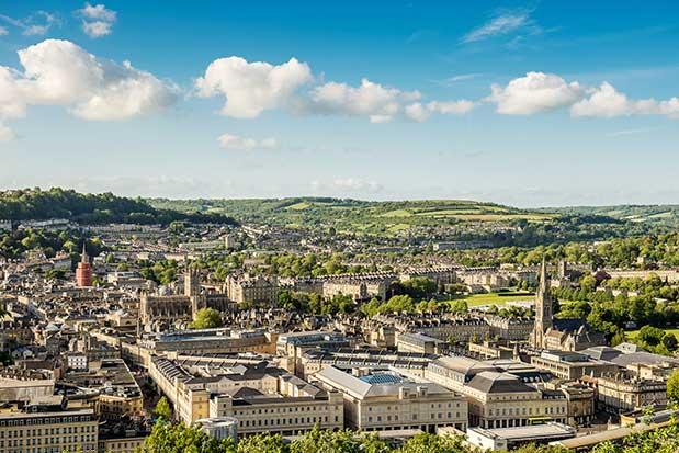 Bild der Stadt Bath