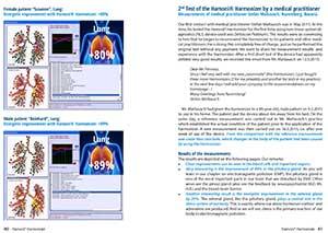 2. Heilpraktiker-Test Hamoni® Harmonisierer auf Englisch