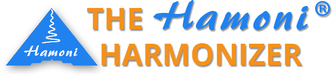 Englisches Logo Hamoni® Harmonisierer
