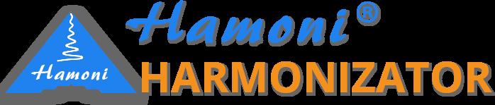 Slowenisches Logo Hamoni® Harmonisierer
