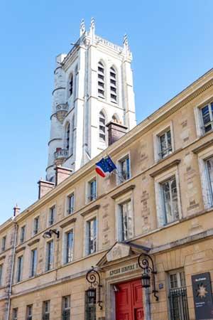 Schule in Paris