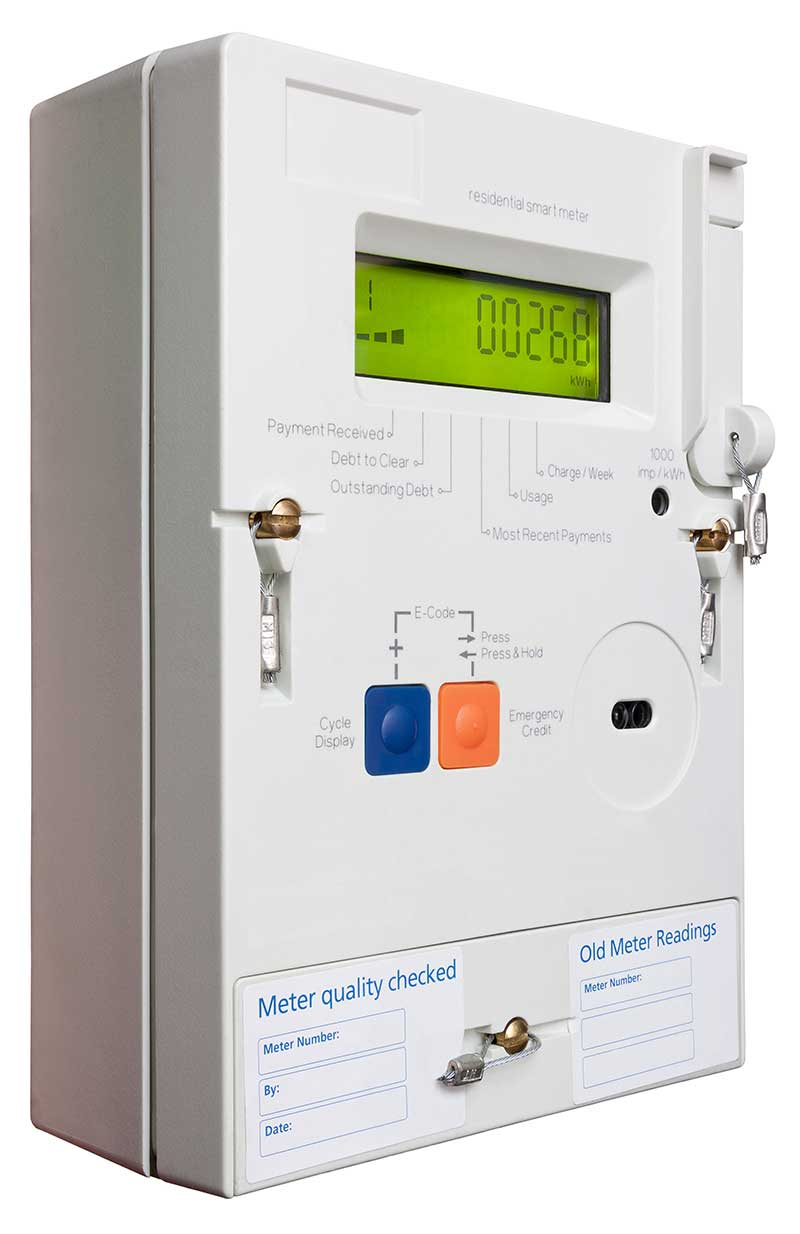 Smart Meter (Intelligenter Stromzähler)