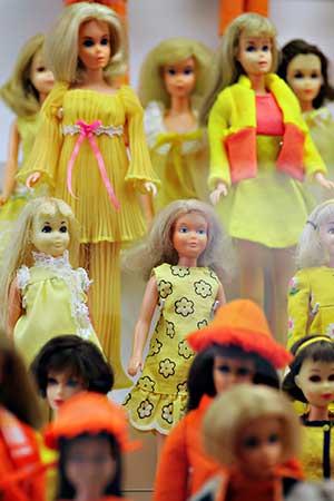 Barbie-Puppe per WLAN mit Internet verbunden